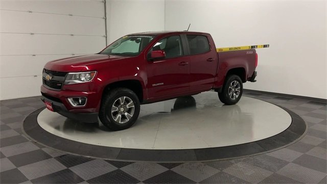 2019 Colorado Crew Cab 4x4, Pickup #19C517 - photo 6
