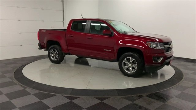 2019 Colorado Crew Cab 4x4, Pickup #19C517 - photo 31