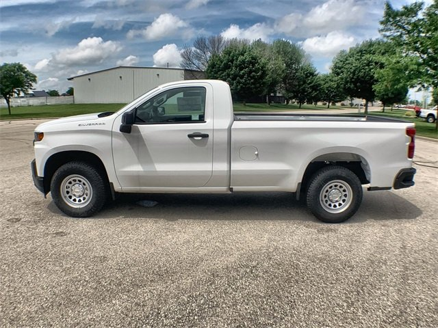 2019 Silverado 1500 Regular Cab 4x2 Pickup Stock 19c540
