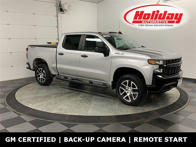 2019 Silverado 1500 Crew Cab 4x4,  Pickup #19C549 - photo 1