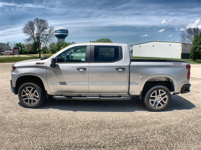 2019 Silverado 1500 Crew Cab 4x4,  Pickup #19C549 - photo 2