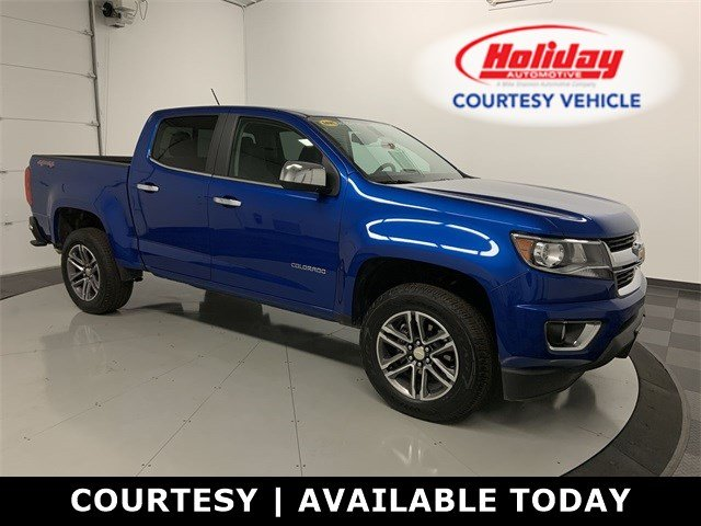 2019 Colorado Crew Cab 4x4, Pickup #19C557 - photo 1