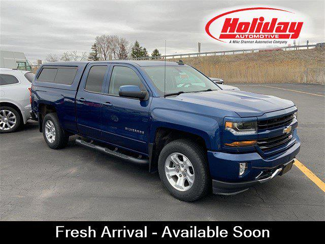 2019 Silverado 1500 Double Cab 4x4,  Pickup #19C565 - photo 1