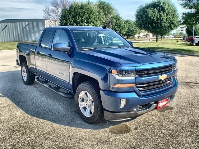 2019 Silverado 1500 Double Cab 4x4,  Pickup #19C565 - photo 11