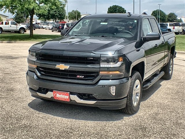2019 Silverado 1500 Double Cab 4x4,  Pickup #19C582 - photo 4
