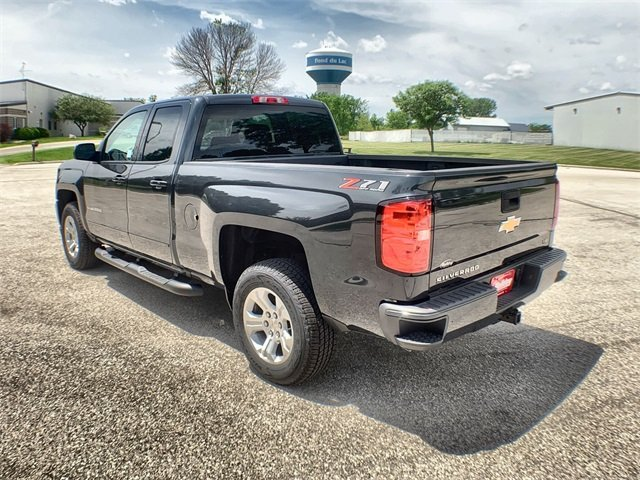2019 Silverado 1500 Double Cab 4x4,  Pickup #19C582 - photo 6