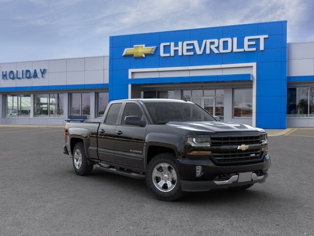 2019 Silverado 1500 Double Cab 4x4,  Pickup #19C609 - photo 1