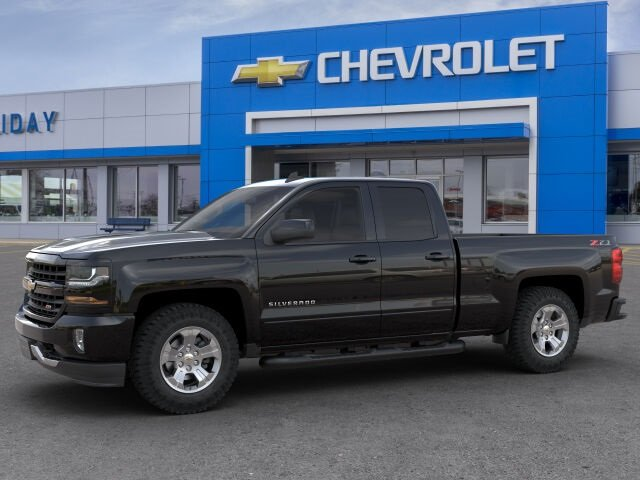 2019 Silverado 1500 Double Cab 4x4,  Pickup #19C609 - photo 3