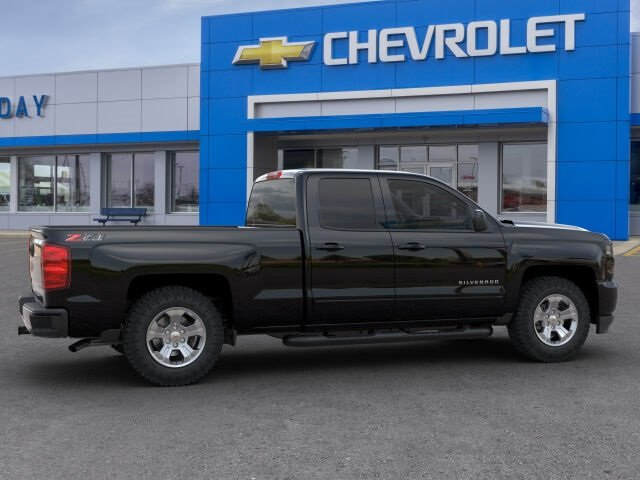 2019 Silverado 1500 Double Cab 4x4,  Pickup #19C609 - photo 5