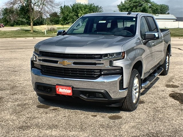 2019 Silverado 1500 Crew Cab 4x4,  Pickup #19C611 - photo 4