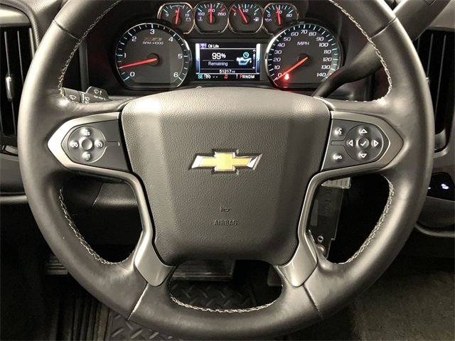 2015 Silverado 1500 Crew Cab 4x4, Pickup #19C611A - photo 20