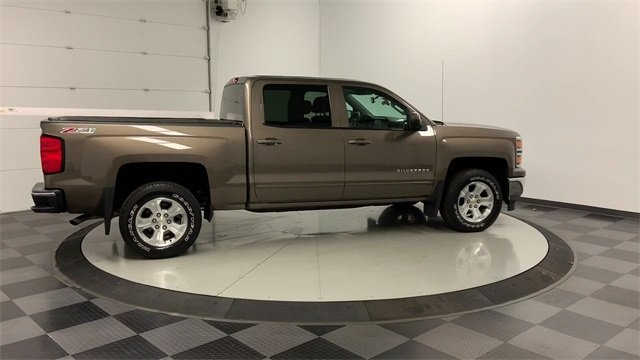 2015 Silverado 1500 Crew Cab 4x4, Pickup #19C611A - photo 36