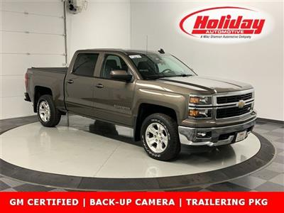 2015 Silverado 1500 Crew Cab 4x4, Pickup #19C611A - photo 1