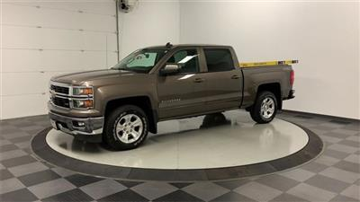 2015 Silverado 1500 Crew Cab 4x4, Pickup #19C611A - photo 4