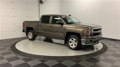 2015 Silverado 1500 Crew Cab 4x4, Pickup #19C611A - photo 33