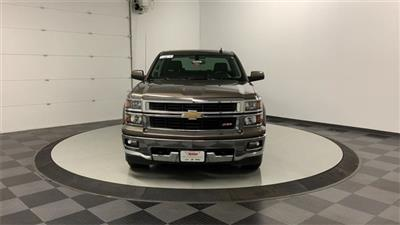 2015 Silverado 1500 Crew Cab 4x4, Pickup #19C611A - photo 34