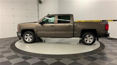 2015 Silverado 1500 Crew Cab 4x4, Pickup #19C611A - photo 35