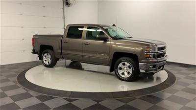 2015 Silverado 1500 Crew Cab 4x4, Pickup #19C611A - photo 37