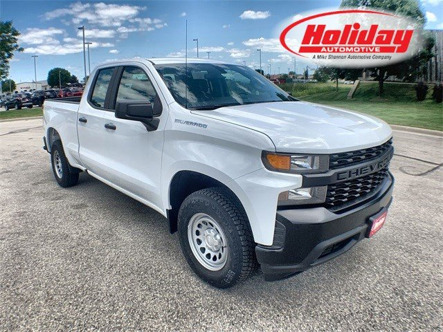 2019 Silverado 1500 Double Cab 4x2,  Pickup #19C618 - photo 1