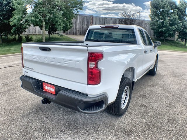 2019 Silverado 1500 Double Cab 4x2,  Pickup #19C618 - photo 10