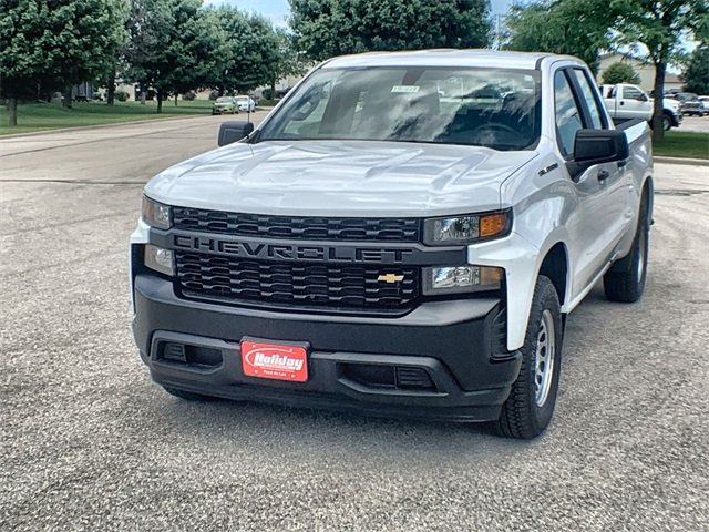 2019 Silverado 1500 Double Cab 4x2,  Pickup #19C618 - photo 6