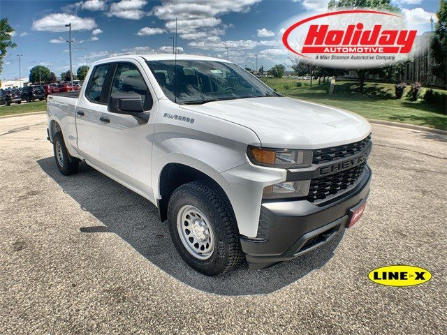 2019 Silverado 1500 Double Cab 4x4,  Pickup #19C619 - photo 1