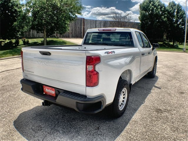2019 Silverado 1500 Double Cab 4x4,  Pickup #19C619 - photo 10
