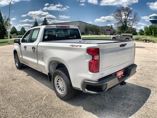 2019 Silverado 1500 Double Cab 4x4,  Pickup #19C619 - photo 7