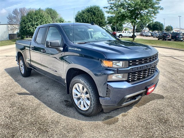 2019 Silverado 1500 Double Cab 4x4,  Pickup #19C633 - photo 1