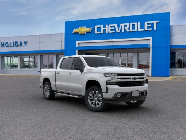 2019 Silverado 1500 Crew Cab 4x4,  Pickup #19C634 - photo 1