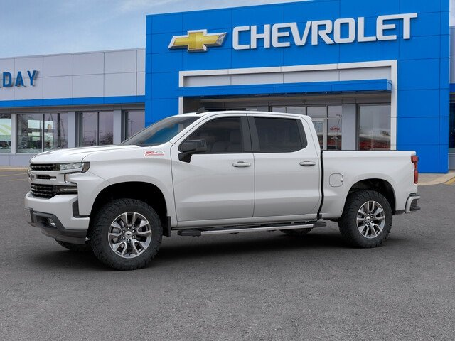 2019 Silverado 1500 Crew Cab 4x4,  Pickup #19C634 - photo 3