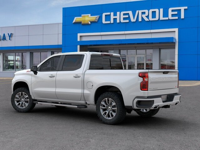 2019 Silverado 1500 Crew Cab 4x4,  Pickup #19C634 - photo 4