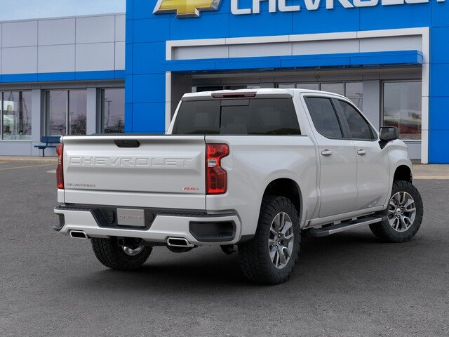 2019 Silverado 1500 Crew Cab 4x4,  Pickup #19C634 - photo 2