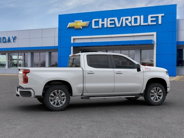 2019 Silverado 1500 Crew Cab 4x4,  Pickup #19C634 - photo 5