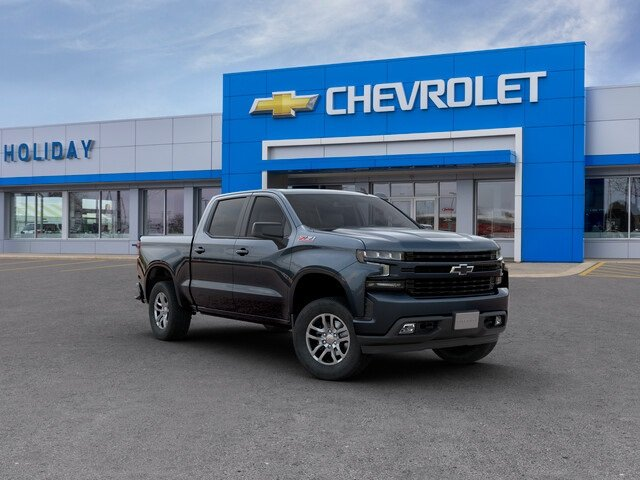 2019 Silverado 1500 Crew Cab 4x4,  Pickup #19C642 - photo 1