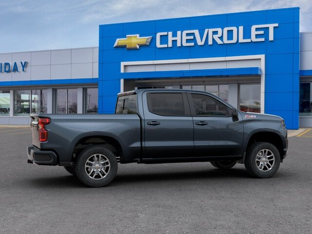 2019 Silverado 1500 Crew Cab 4x4,  Pickup #19C642 - photo 5