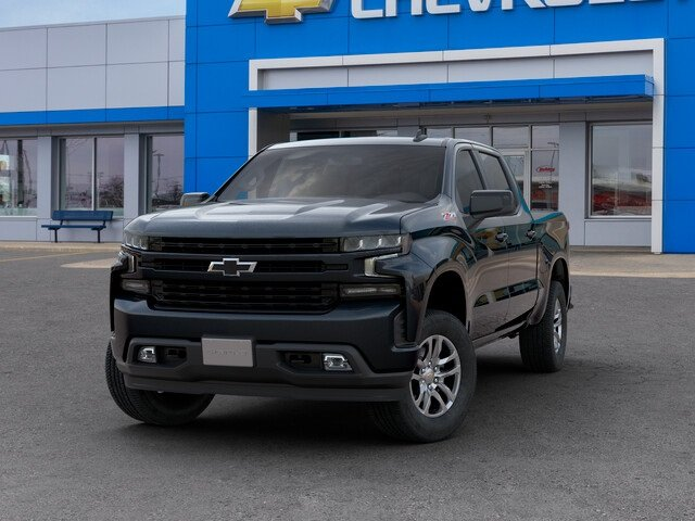 2019 Silverado 1500 Crew Cab 4x4,  Pickup #19C642 - photo 6