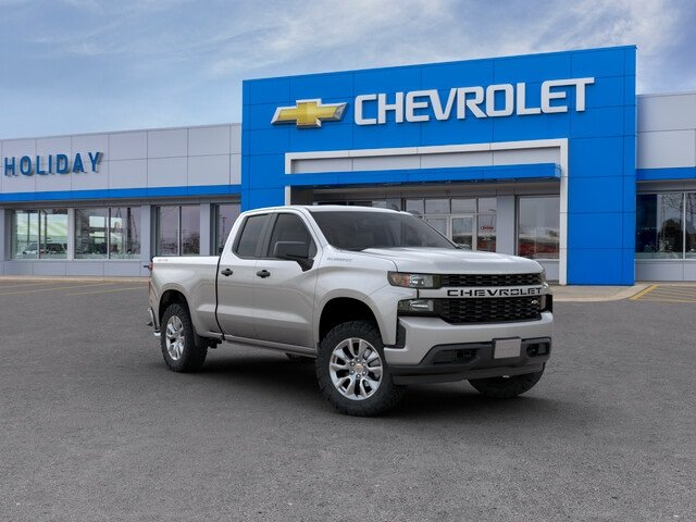 2019 Silverado 1500 Double Cab 4x4,  Pickup #19C643 - photo 1
