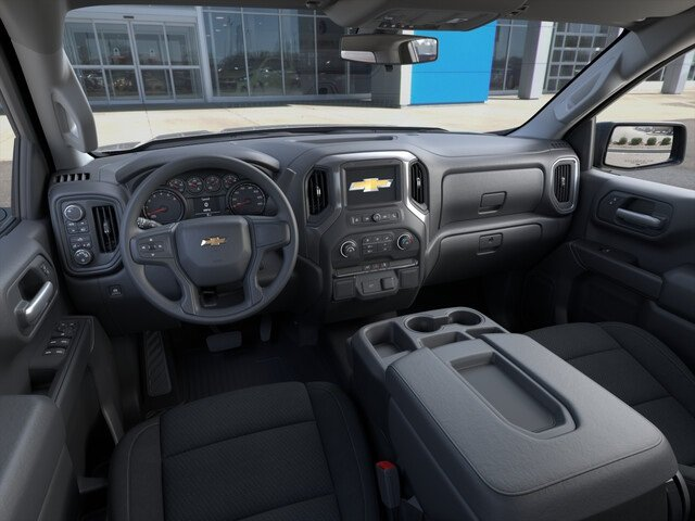 2019 Silverado 1500 Double Cab 4x4,  Pickup #19C643 - photo 10