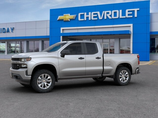 2019 Silverado 1500 Double Cab 4x4,  Pickup #19C643 - photo 4