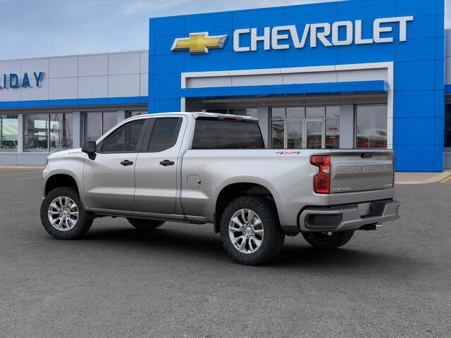 2019 Silverado 1500 Double Cab 4x4,  Pickup #19C643 - photo 6
