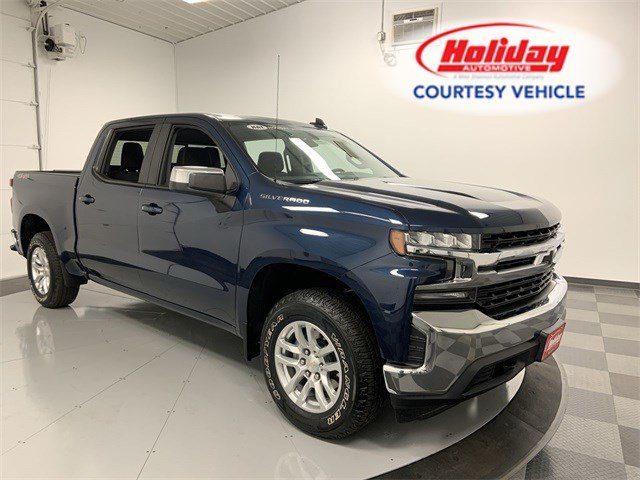2019 Silverado 1500 Crew Cab 4x4,  Pickup #19C660 - photo 1