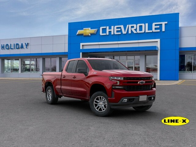 2019 Silverado 1500 Double Cab 4x4,  Pickup #19C667 - photo 1