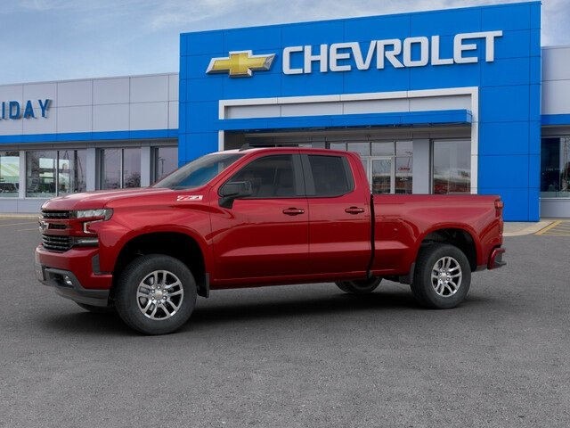 2019 Silverado 1500 Double Cab 4x4,  Pickup #19C667 - photo 3