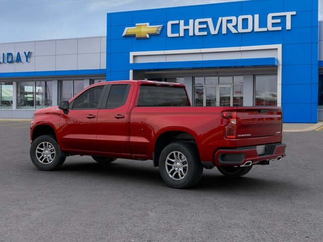 2019 Silverado 1500 Double Cab 4x4,  Pickup #19C667 - photo 4