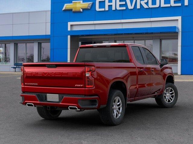 2019 Silverado 1500 Double Cab 4x4,  Pickup #19C667 - photo 2