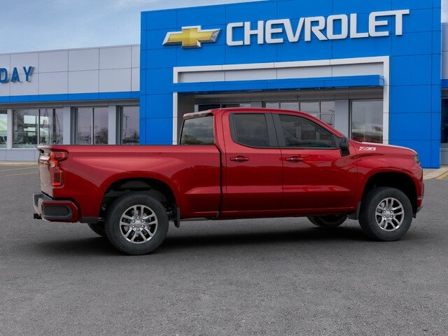 2019 Silverado 1500 Double Cab 4x4,  Pickup #19C667 - photo 5