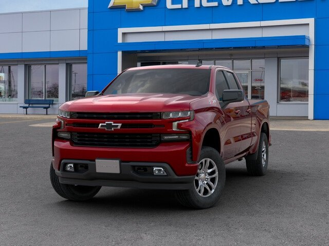 2019 Silverado 1500 Double Cab 4x4,  Pickup #19C667 - photo 6