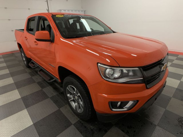 2019 Colorado Crew Cab 4x4,  Pickup #19C67 - photo 11
