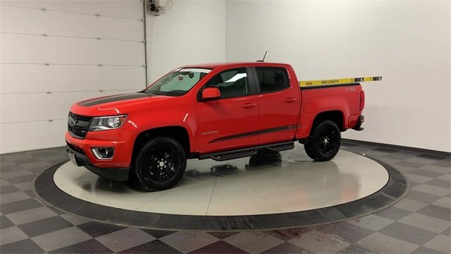 2019 Colorado Crew Cab 4x4,  Pickup #19C67 - photo 3